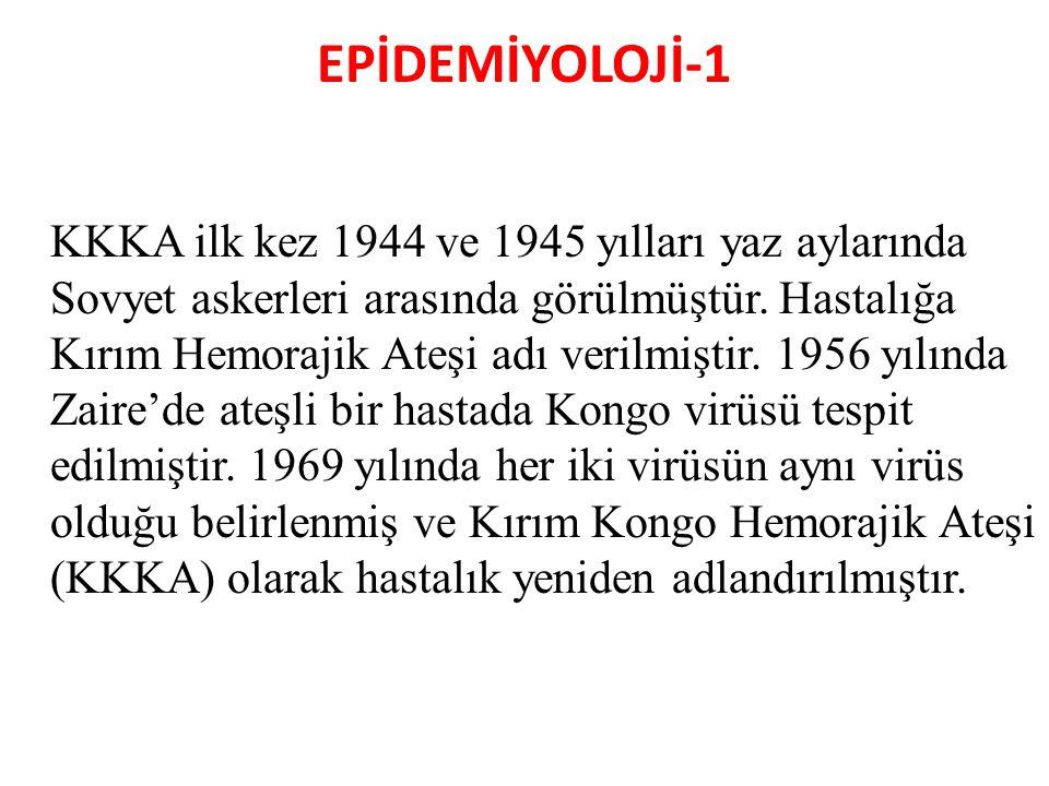 EPİDEMİYOLOJİ-1