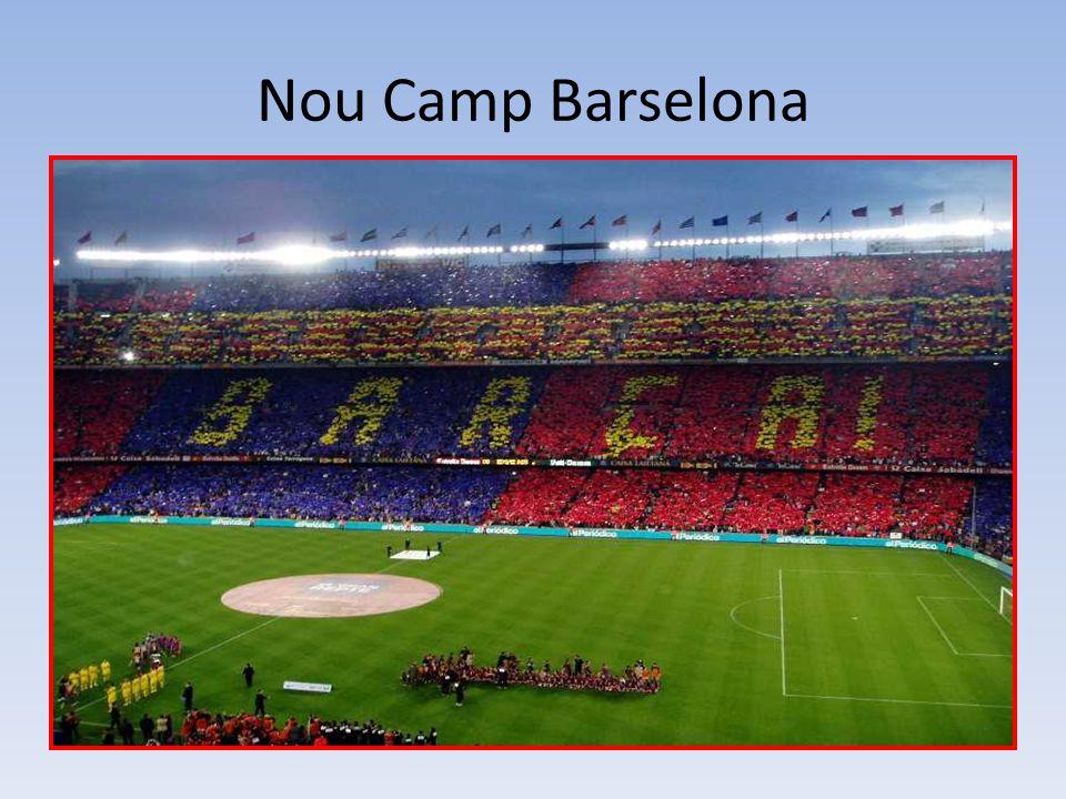 Nou Camp Barselona