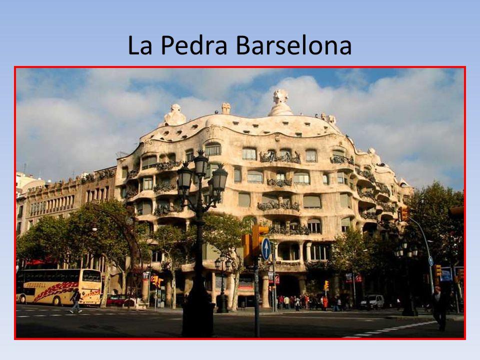 La Pedra Barselona