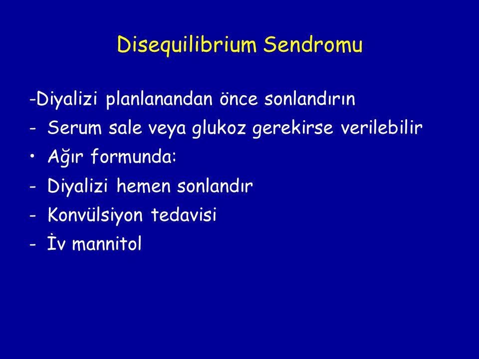 Disequilibrium Sendromu