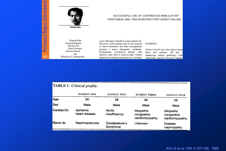 Kim D et al. PDI 5:127-130, 1985 58
