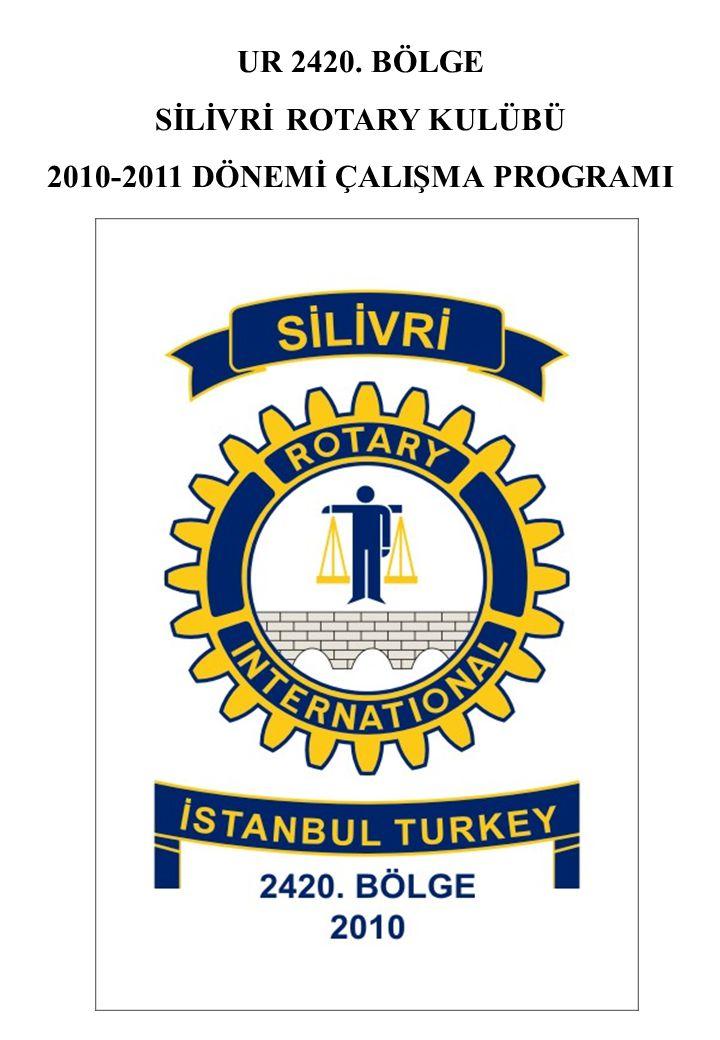 2010-2011 DÖNEMİ ÇALIŞMA PROGRAMI