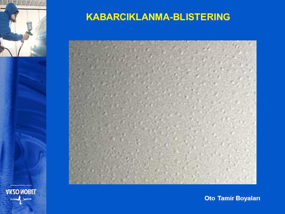 KABARCIKLANMA-BLISTERING