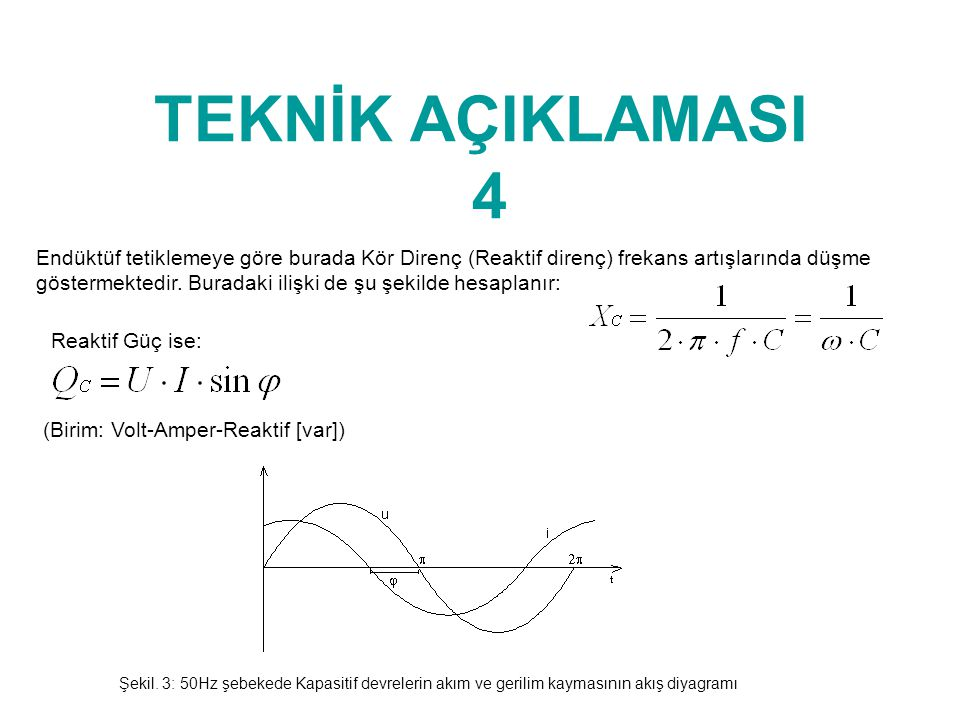 TEKNİK AÇIKLAMASI 4