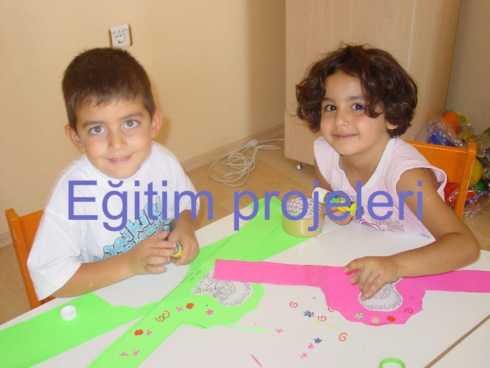 Eğitim projeleri