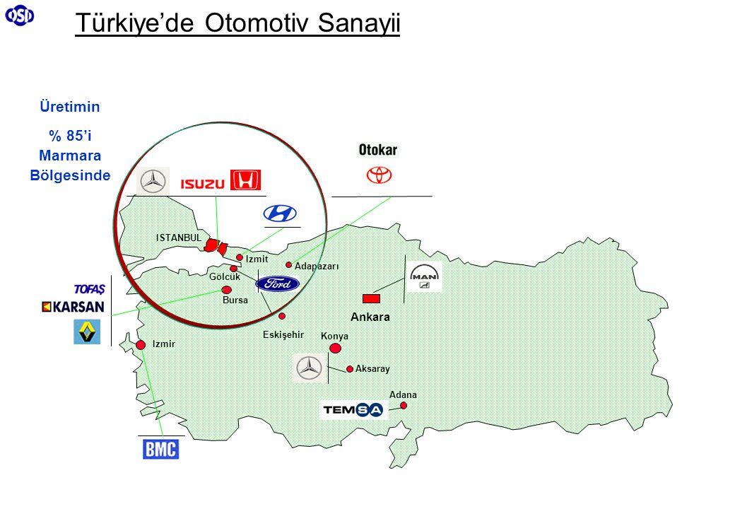 % 85'i Marmara Bölgesinde