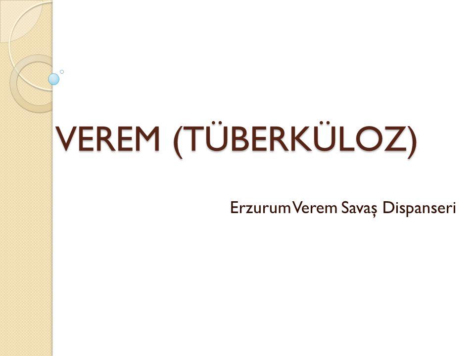 Erzurum Verem Savaş Dispanseri