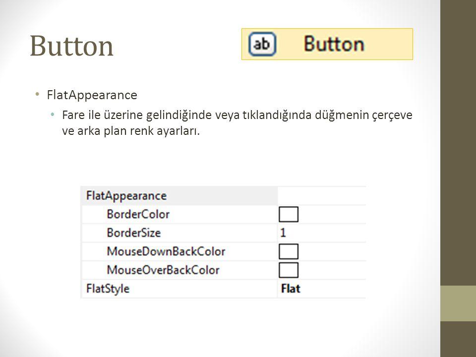 Button FlatAppearance