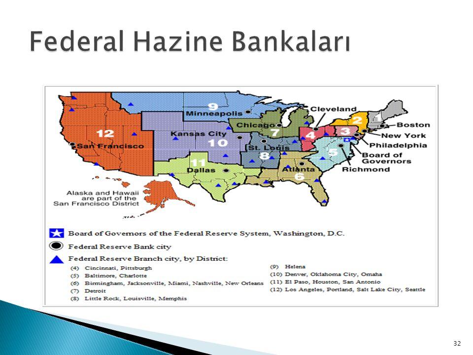 Federal Hazine Bankaları