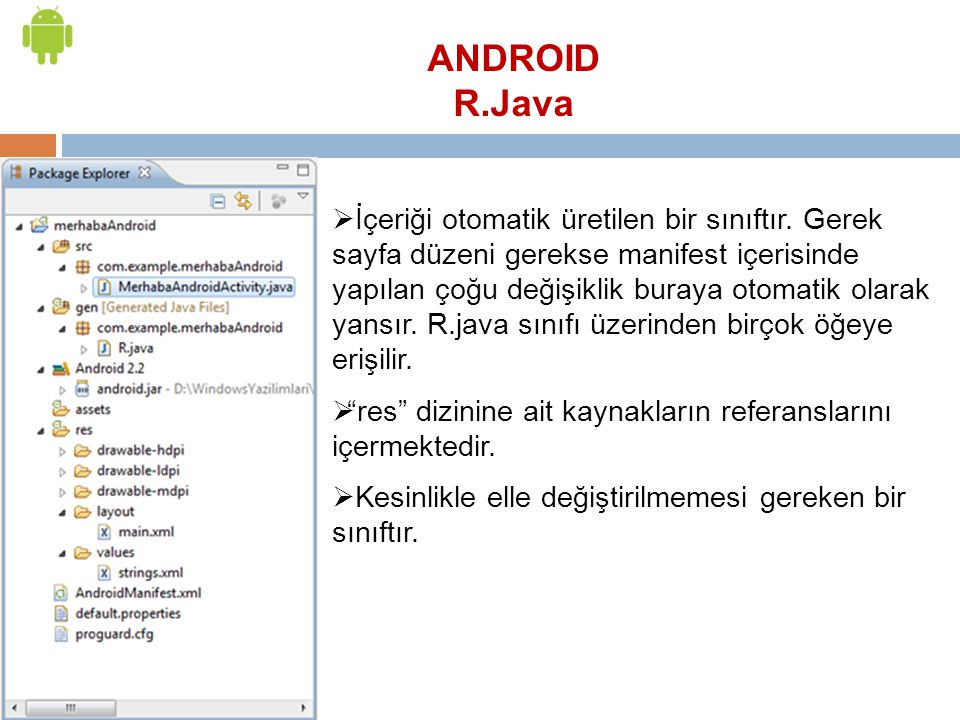 ANDROID R.Java.