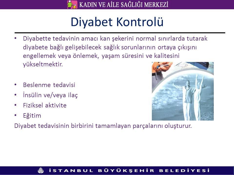 Diyabet Kontrolü