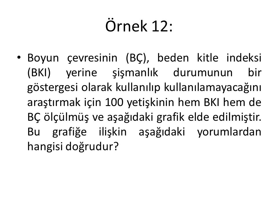 Örnek 12:
