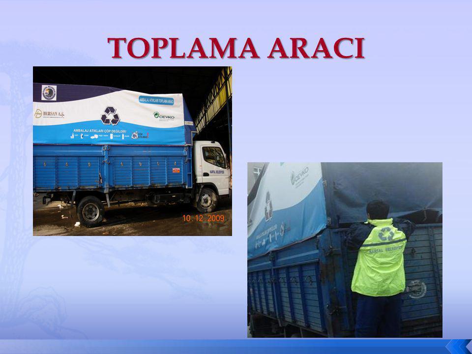 TOPLAMA ARACI