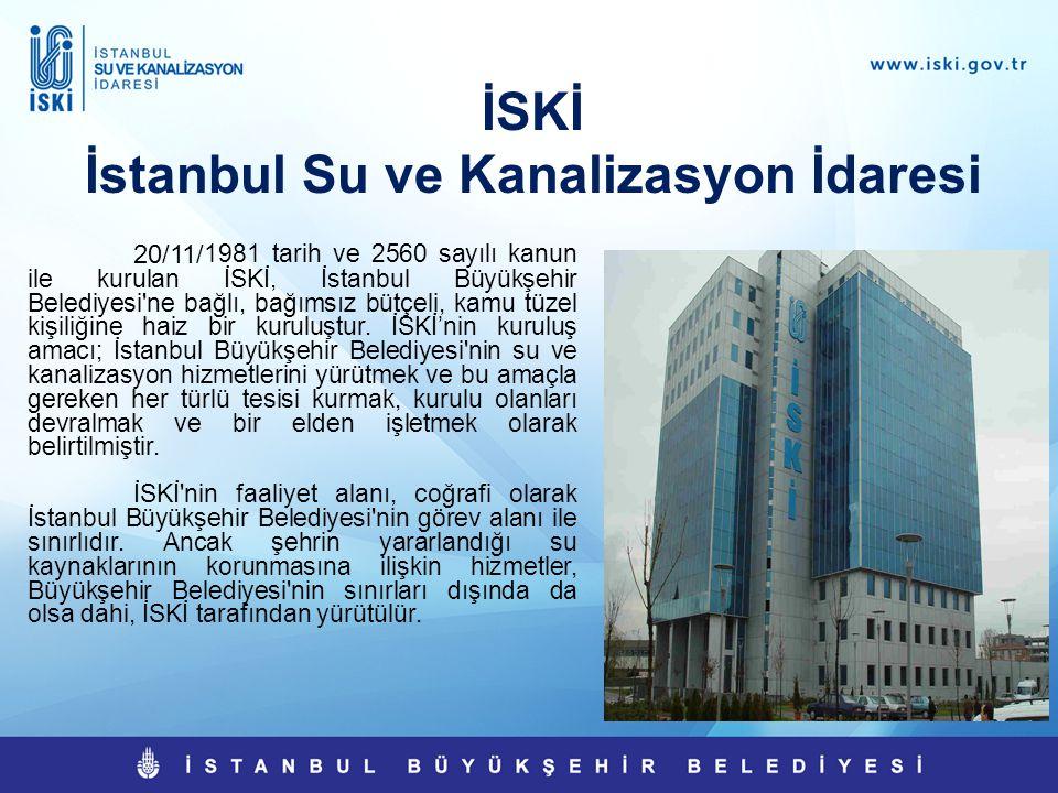İstanbul Su ve Kanalizasyon İdaresi