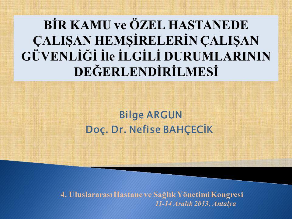 4. Uluslararası Hastane ve Sağlık Yönetimi Kongresi