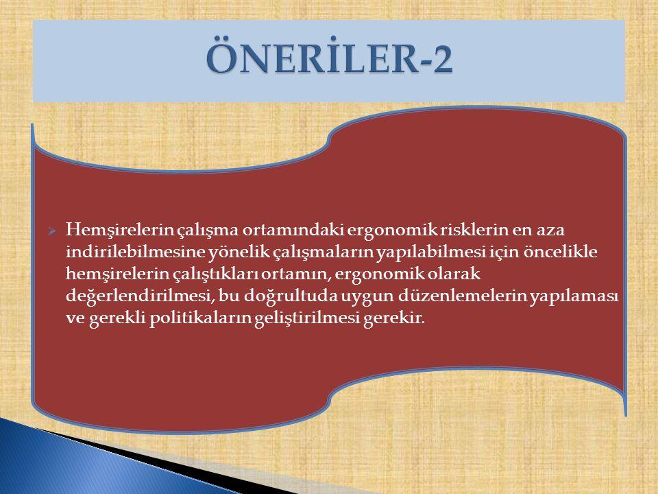ÖNERİLER-2