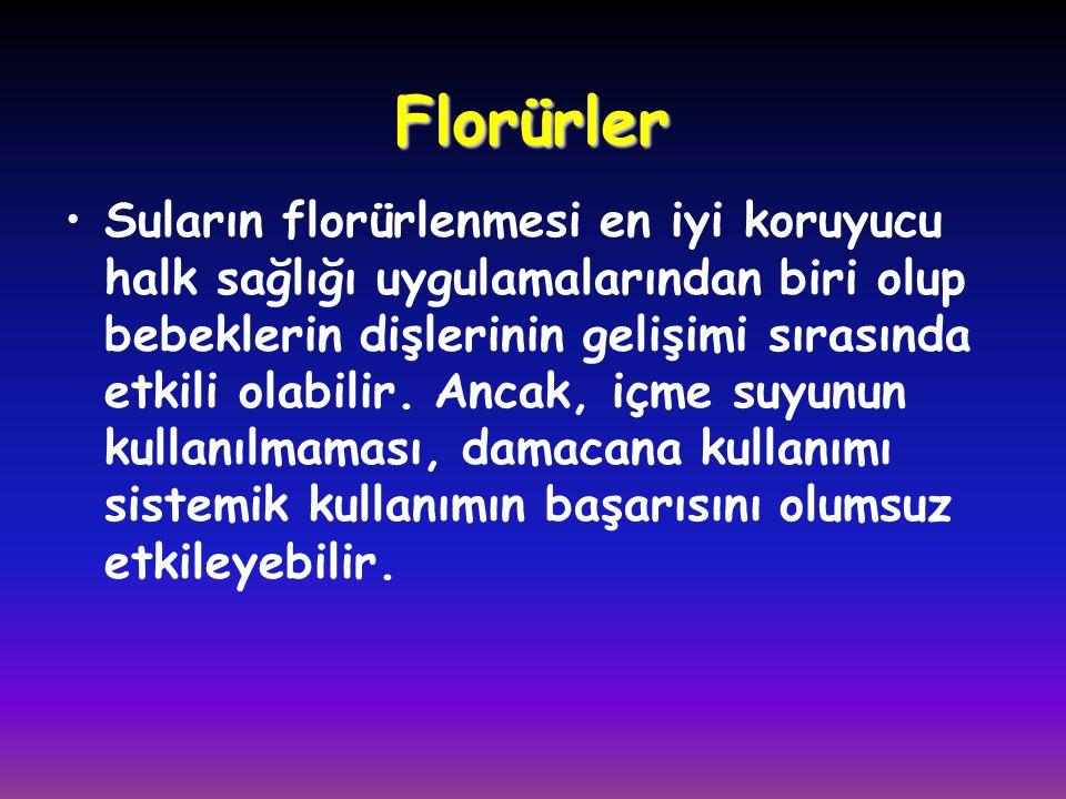 Florürler