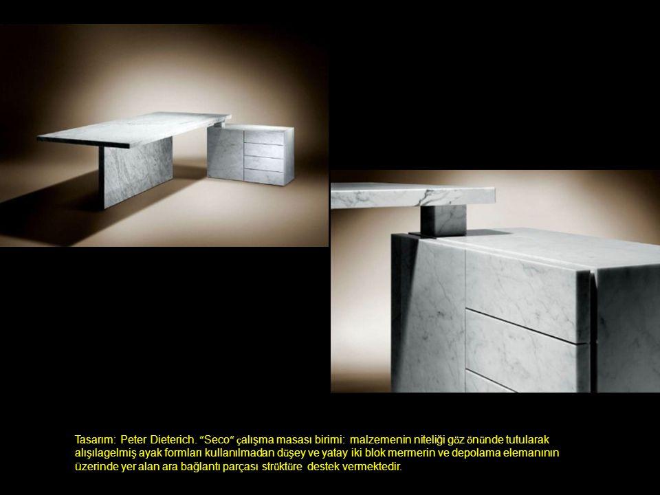 Tasarım: Peter Dieterich