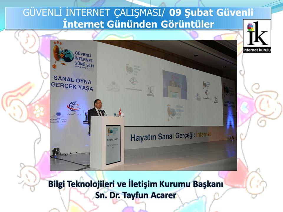 Bilgi Teknolojileri ve İletişim Kurumu Başkanı