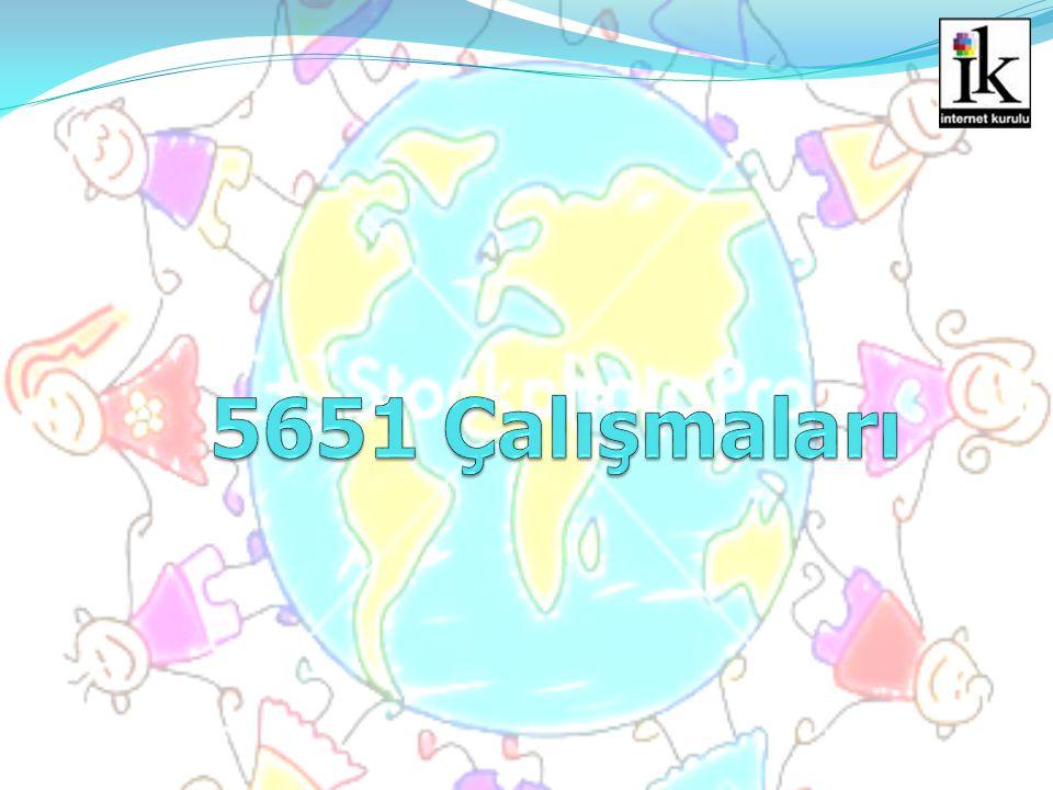 5651 Çalışmaları