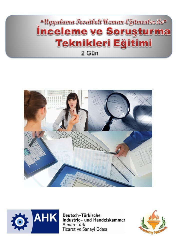 Uygulama Tecrübeli Uzman Eğitmenler ile İnceleme ve Soruşturma Teknikleri Eğitimi
