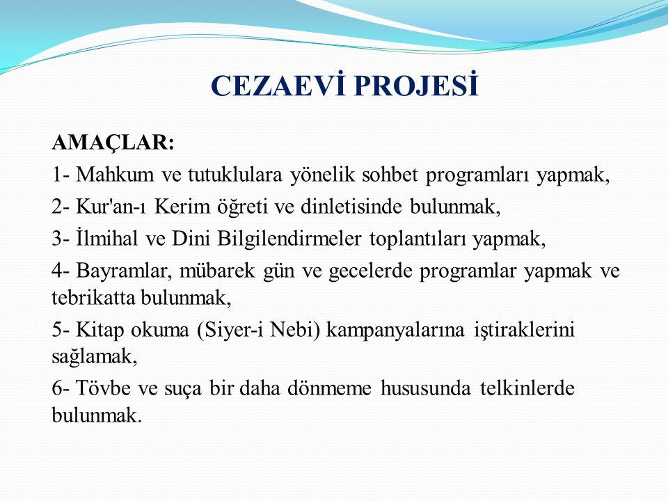 CEZAEVİ PROJESİ