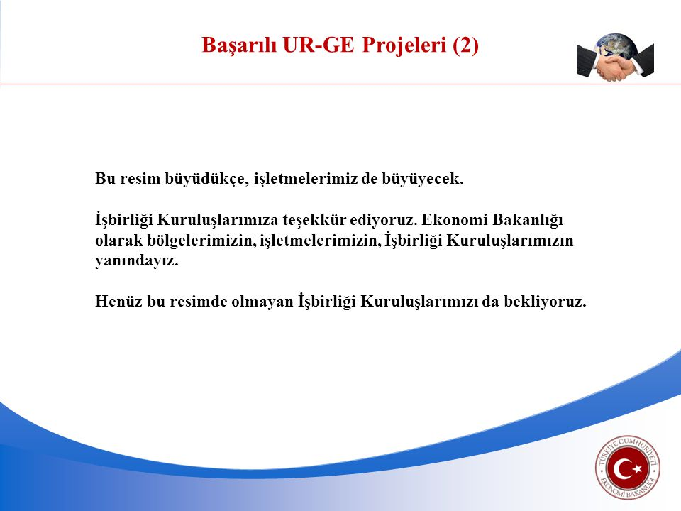 Başarılı UR-GE Projeleri (2)