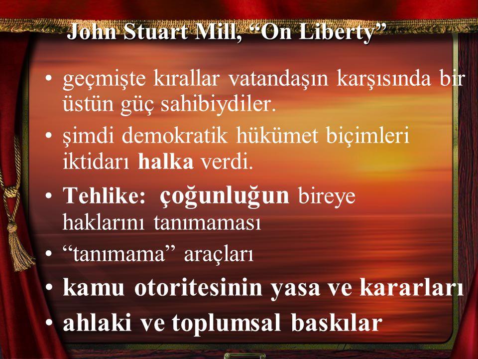 kamu otoritesinin yasa ve kararları ahlaki ve toplumsal baskılar
