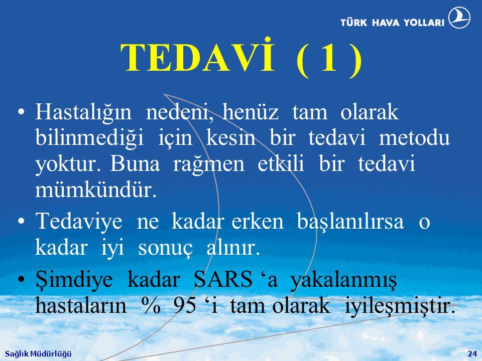 TEDAVİ ( 1 )