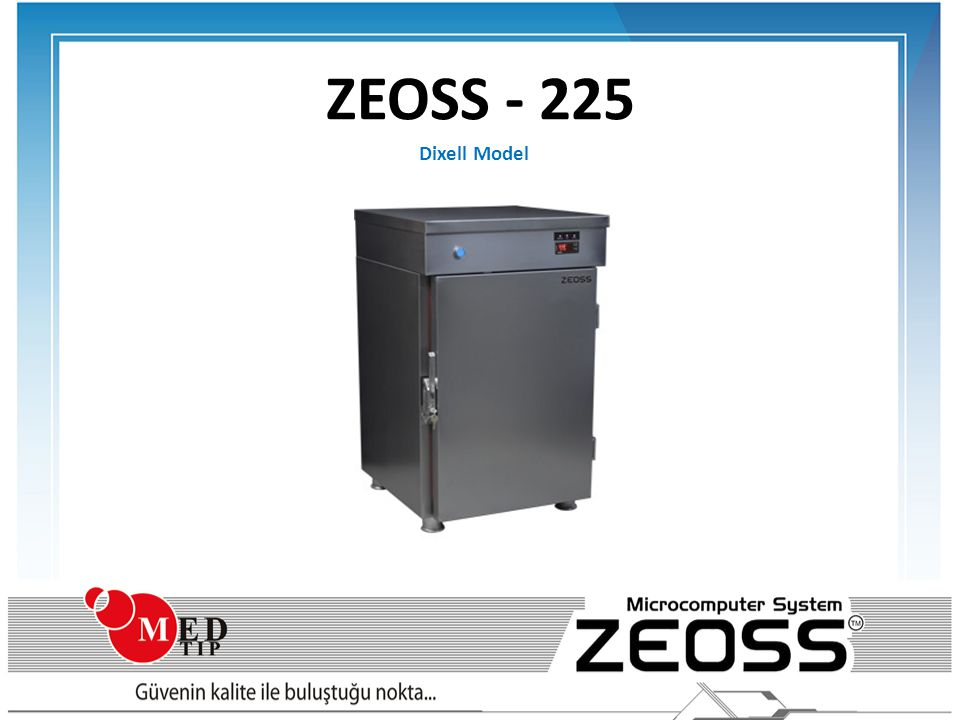 ZEOSS - 225 Dixell Model AXSS XS - 225