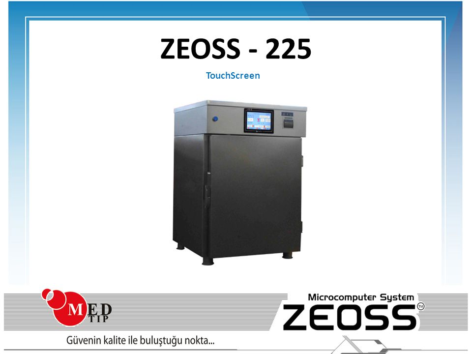 ZEOSS - 225 TouchScreen AXSS XS - 225