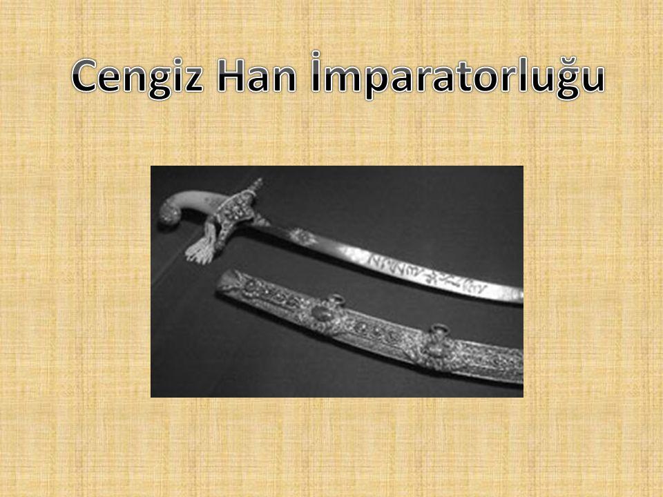 Cengiz Han İmparatorluğu