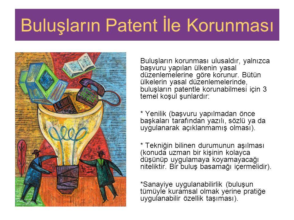 Buluşların Patent İle Korunması