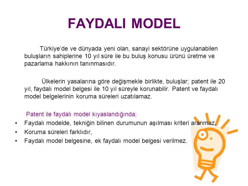 FAYDALI MODEL