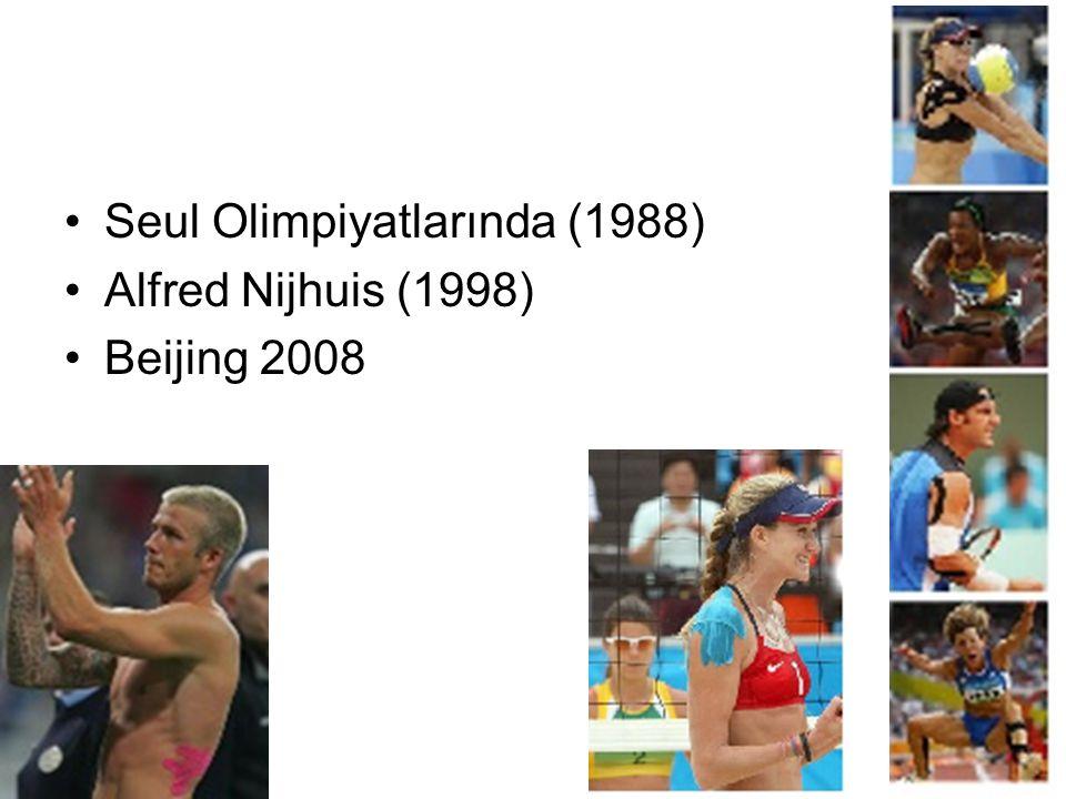Seul Olimpiyatlarında (1988)
