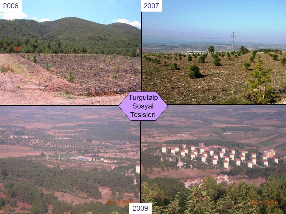 2006 2007 Turgutalp Sosyal Tesisleri 2009