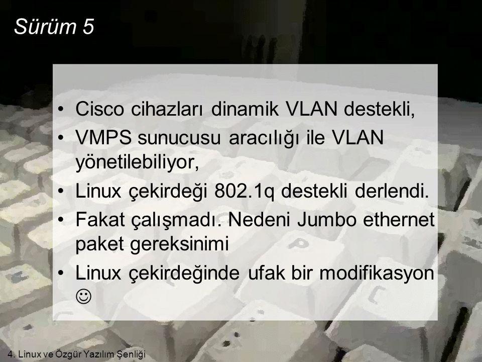 4. Linux ve Özgür Yazılım Şenliği