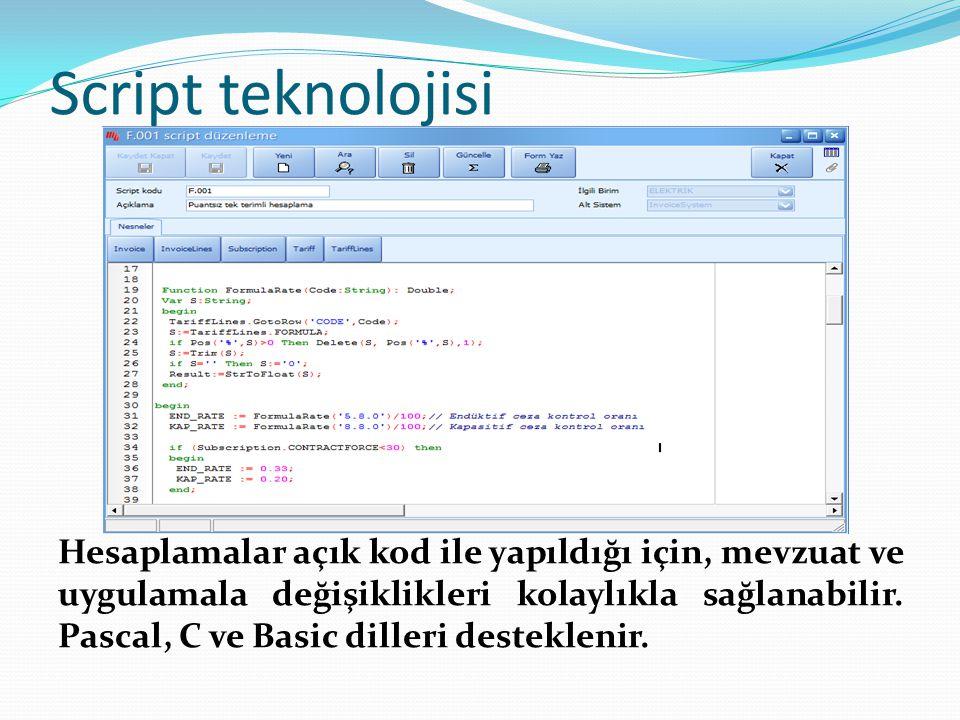 Script teknolojisi