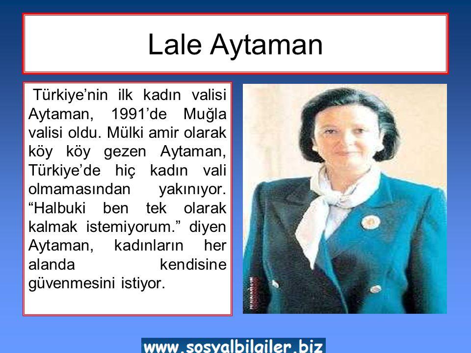 Lale Aytaman