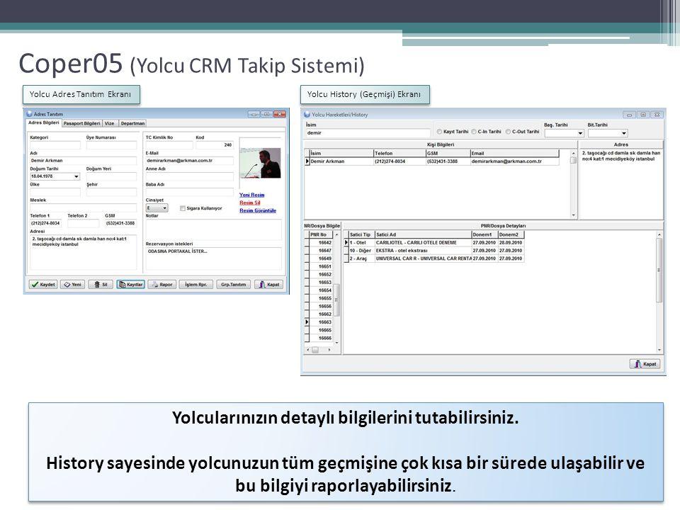 Coper05 (Yolcu CRM Takip Sistemi)