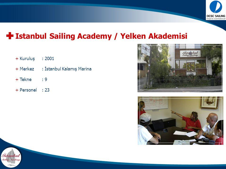 Istanbul Sailing Academy / Yelken Akademisi