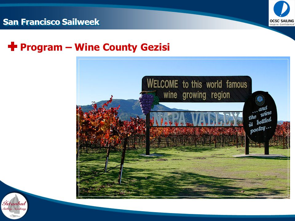 Program – Wine County Gezisi