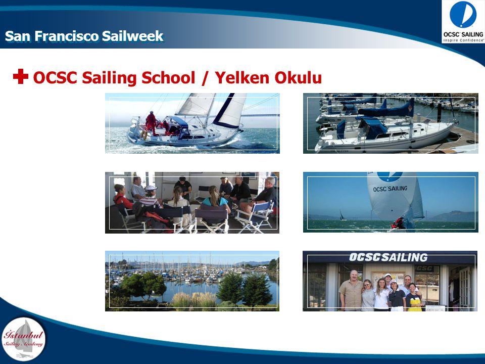 OCSC Sailing School / Yelken Okulu