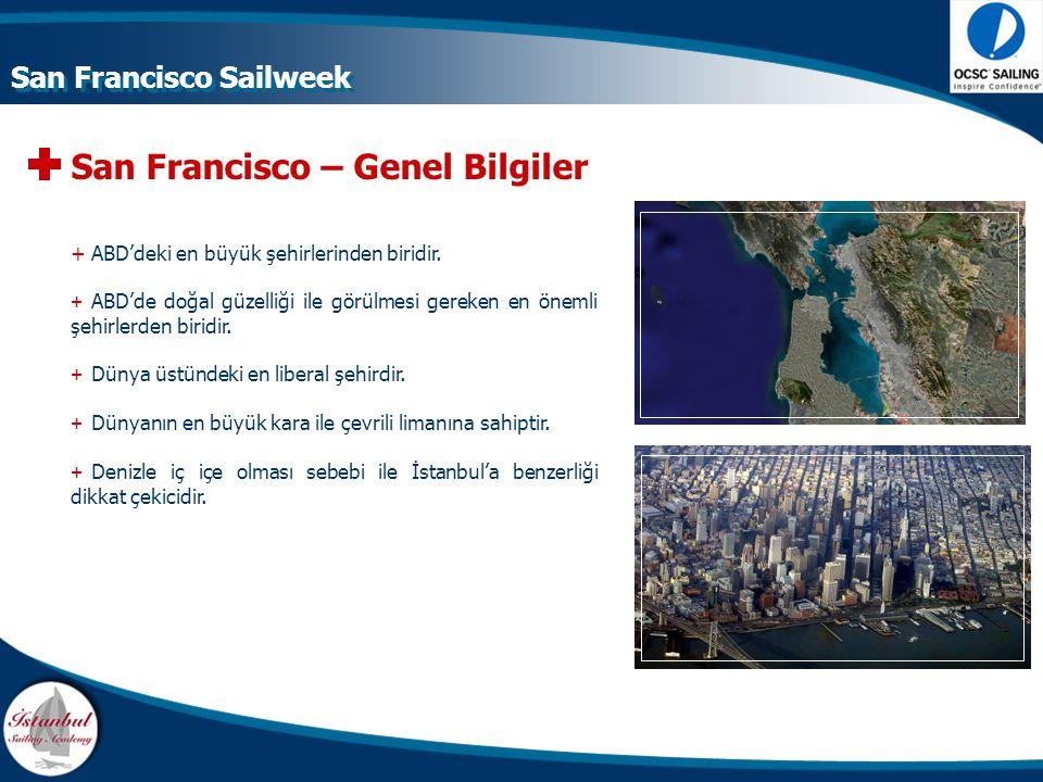 San Francisco – Genel Bilgiler