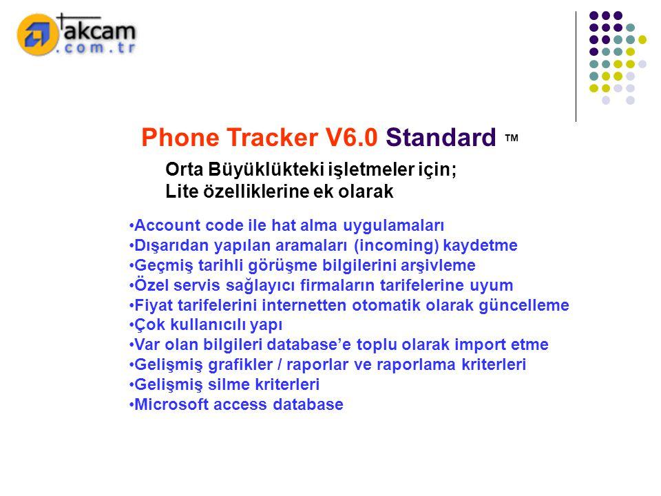 Phone Tracker V6.0 Standard ™