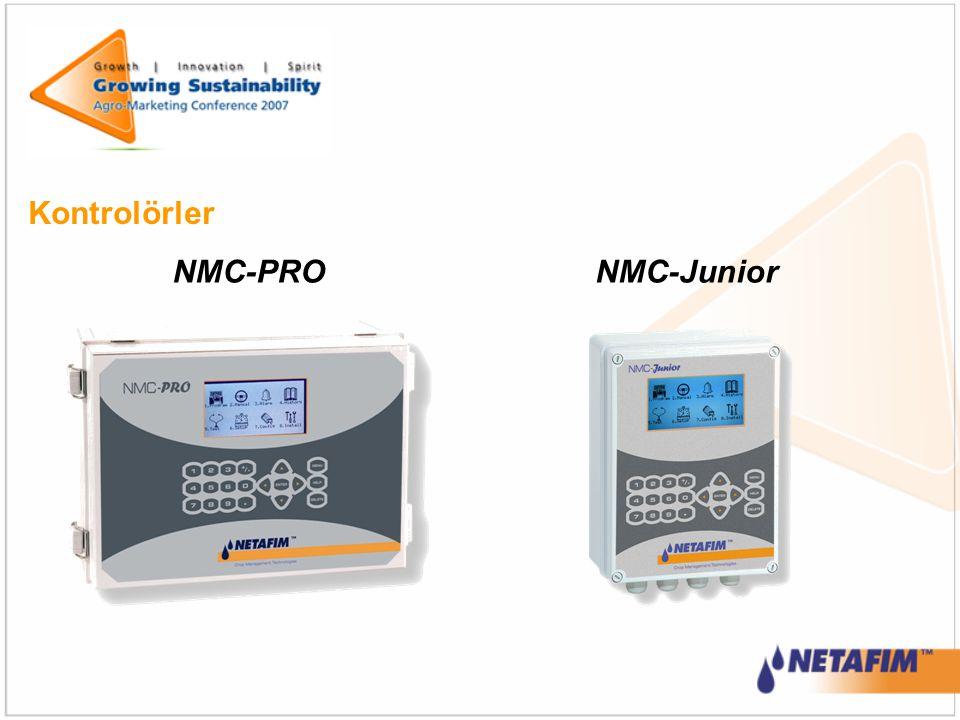 Kontrolörler NMC-PRO NMC-Junior
