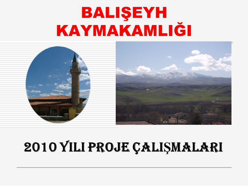 BALIŞEYH KAYMAKAMLIĞI