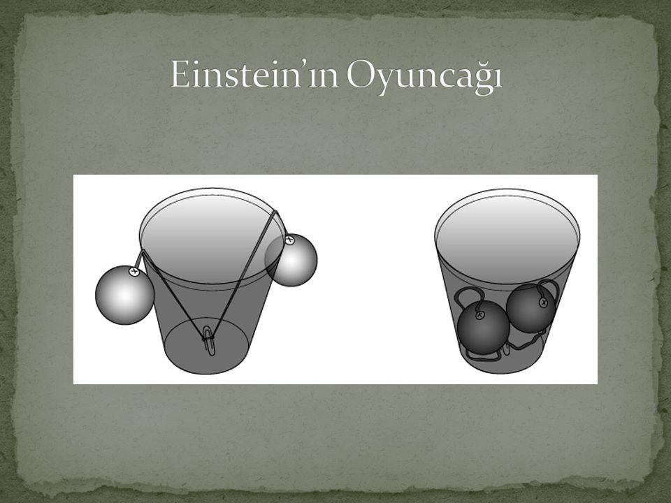 Einstein'ın Oyuncağı