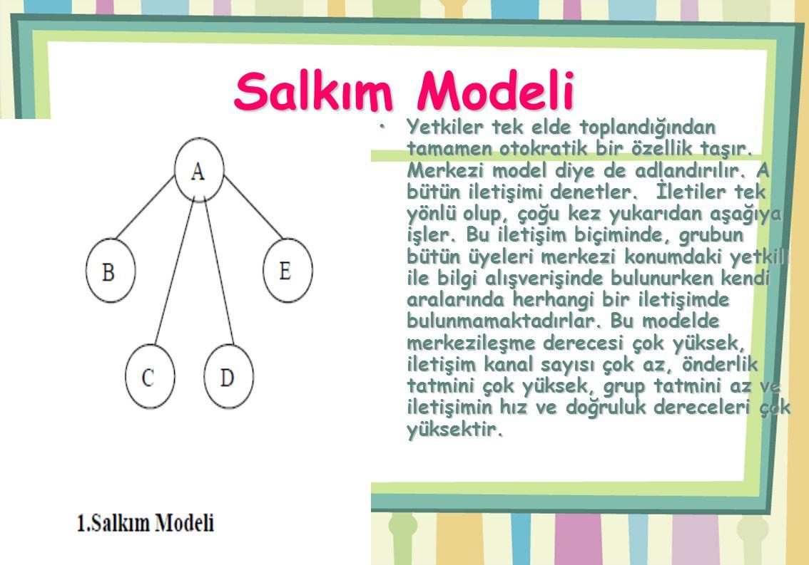 Salkım Modeli