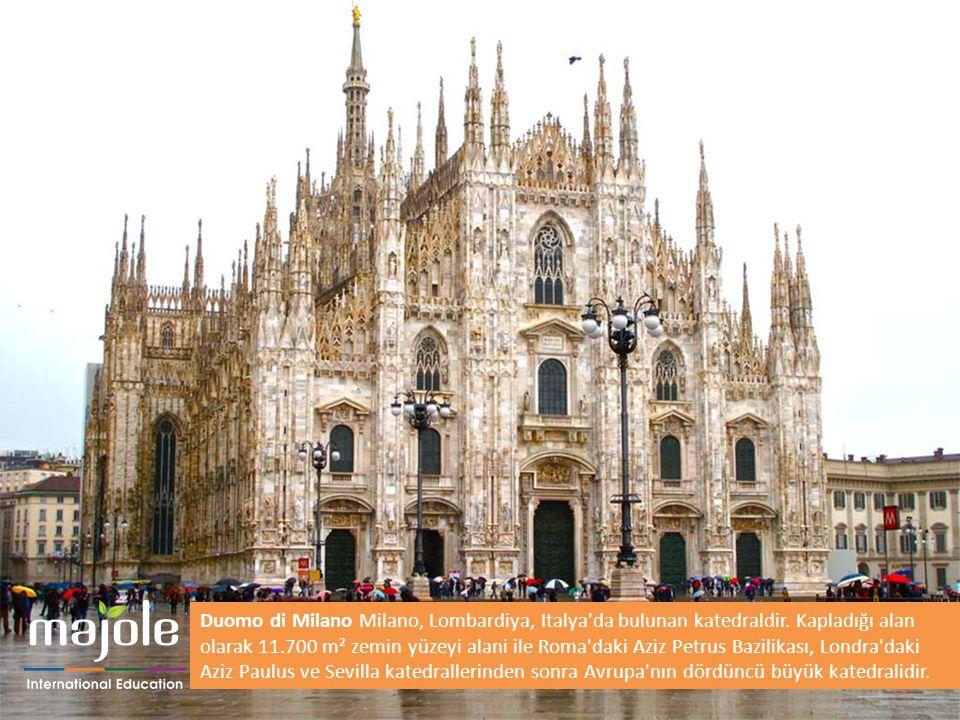 Duomo di Milano Milano, Lombardiya, Italya da bulunan katedraldir